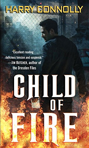 book cover of Child of Fire