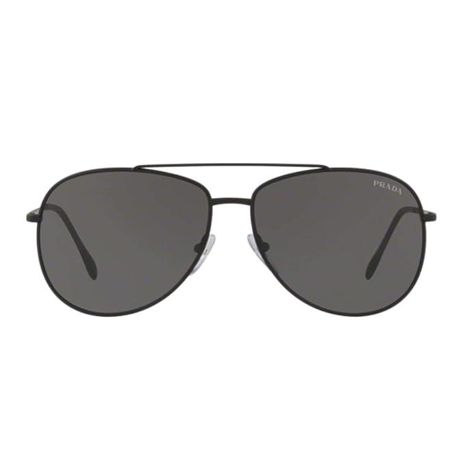 Prada Linea Rossa 0PS 55US Gafas de Sol, Black Rubber 57 ...