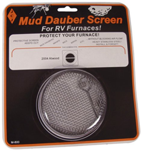 Used, JCJ M-800 Mud Dauber Furnace Screen for sale  Delivered anywhere in USA