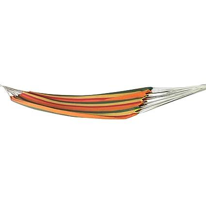 Hangit Cotton Hammock (Multicolor, 350 Centimeters)
