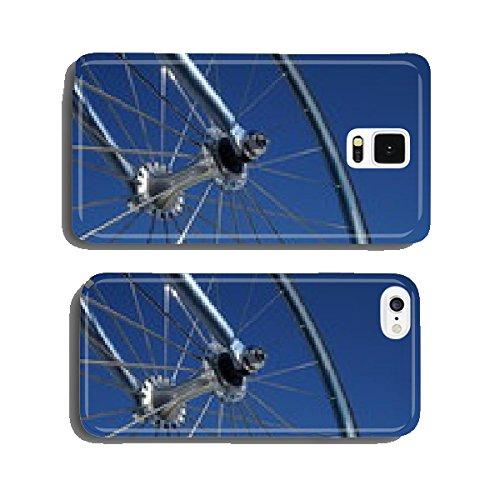 rueda-de-bicicleta-y-cielo-azul-cell-phone-cover-case-iphone6