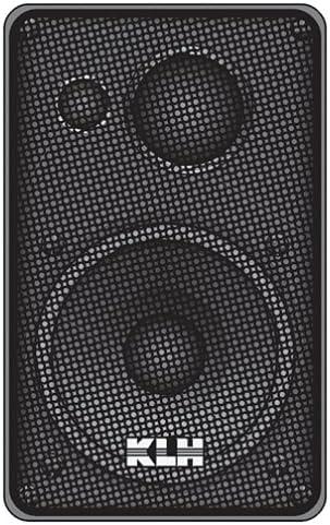 B00000J3G3 KLH 970A Indoor/Outdoor 3-Way Speakers (Discontinued by Manufacturer) 51ER59KBTFL.
