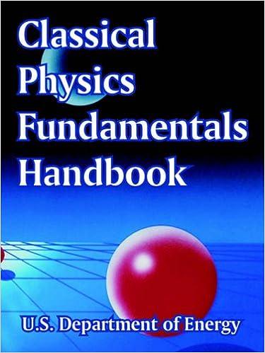 Book Classical Physics Fundamentals Handbook