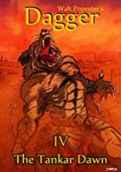 Dagger 4 - The Tankar Dawn: A Dark Fantasy Adventure