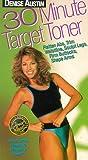 Denise Austin: 30 Minute Target Toner [VHS]