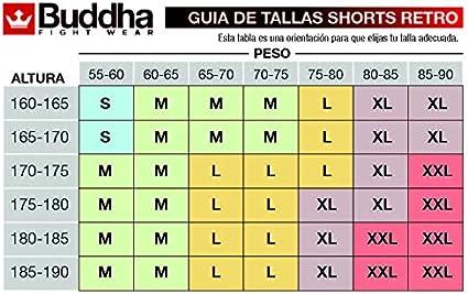 Buddha Sports Shorts Unisex Adulto