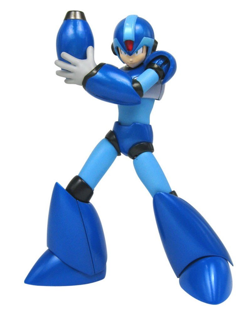 Bandai Tamashii Nations Megaman X Darts 5-Zoll-Action-Figur-X