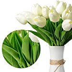 Zebery-30-pcs-Real-Touch-Artificial-Tulip-Flowers-Home-Decorations-for-Wedding-Party-or-Birthday-Garden-Bridal-Bouquet-Flower-Saint-Party-Event