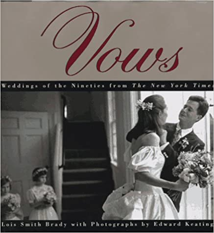 Vows Weddings Of The Nineties From The New York Times