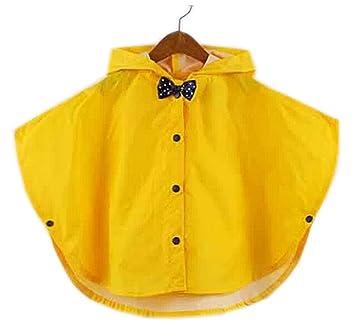 f540b62c1 Amazon.com  Children Poncho Raincoats Outerwear Baby Rain Jacket ...