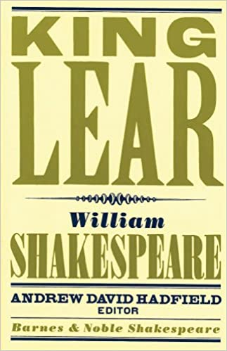 King Lear by William Shakespeare  First Edition   AbeBooks Dymocks