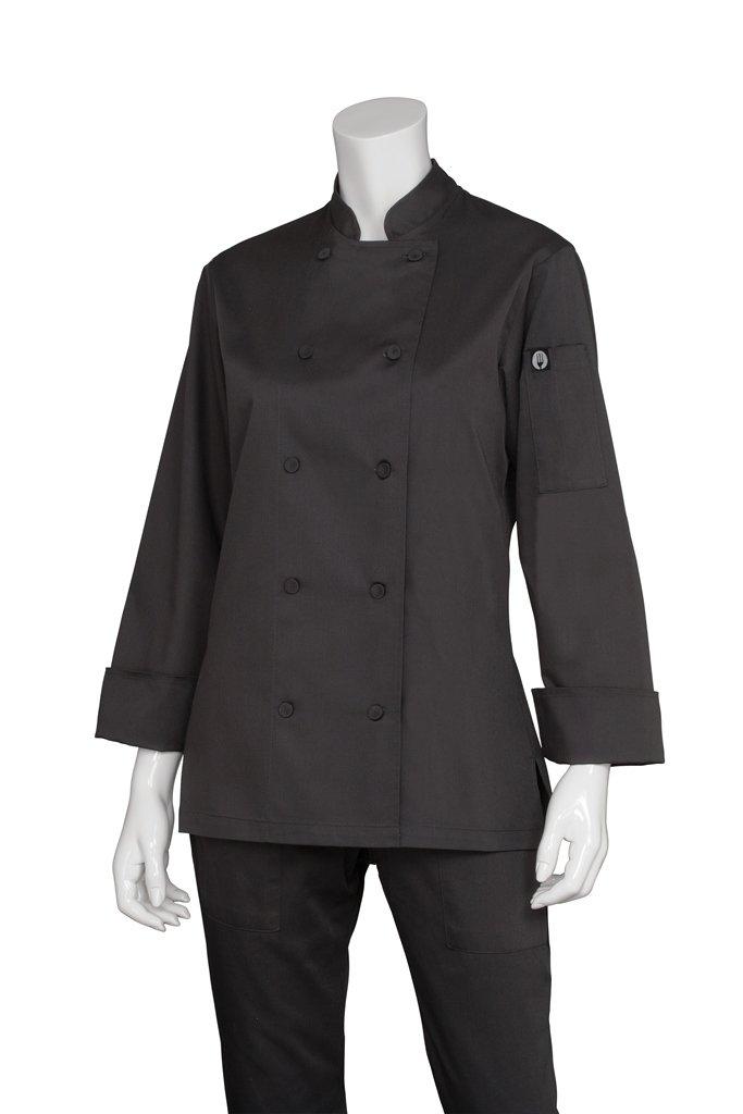 Chef Works Women's Marbella Chef Coat (CWLJ)