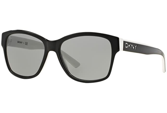 DKNY 0Dy4134 Gafas de sol, Black White, 57 para Mujer ...