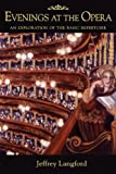 Evenings at the Opera, Hal Leonard Corporation Staff and Jeffrey Langford, 1574671871