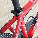 Quick Release SeatPost Clamp 31.8 mm Bike Seat