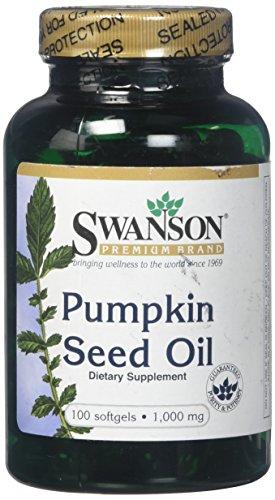 Swanson Pumpkin Seed Oil Sgels