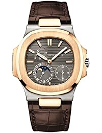 40mm White and Rose Gold Watch 5712GR-001