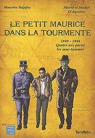 Le petit Maurice dans la tourmente par Maurice Rajsfus