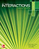 img - for Interaction Access Listening/Speaking Student Book plus Registration Code for Connect ESL book / textbook / text book