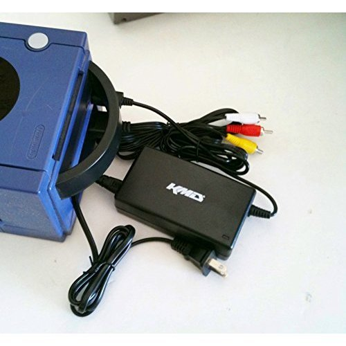 Buy gamecube power adapter and av cable