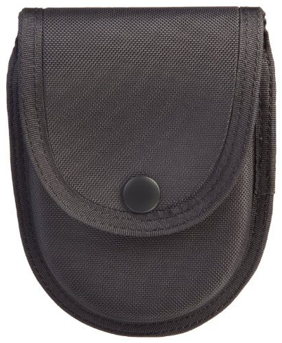 (Uncle Mike's Sentinel Handcuff Case Black 89069)
