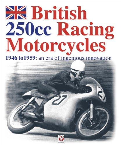 British 250cc racing Motorcycles 1946-1959