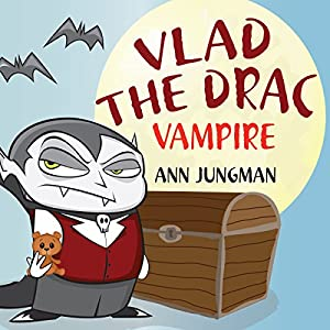 Vlad the Drac Vampire Audiobook