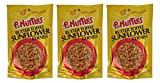 P.nuttles Butter Toffee Sunflower Kernels 4.5 Oz (Pack of 3)