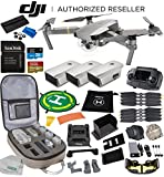 DJI Mavic Pro Platinum Collapsible Quadcopter 3-Battery Ultimate Bundle