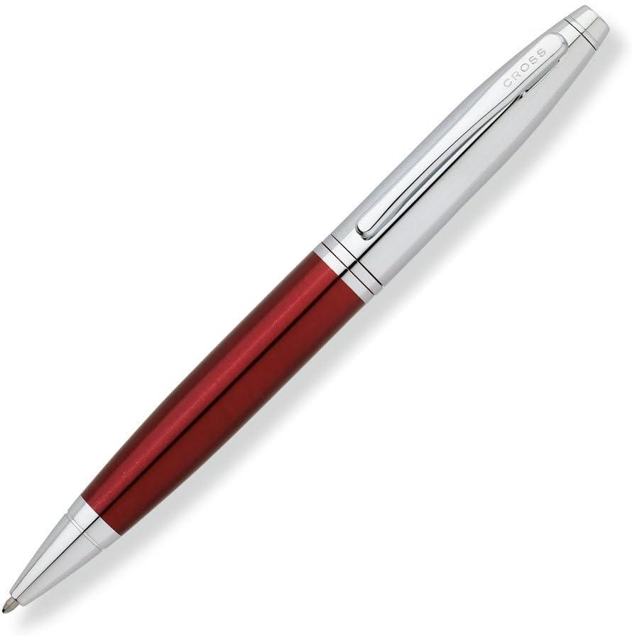 Cross Calais Ballpoint Pen Red//chrome