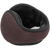 Donsine Fleece Ear Muffs Winter Earmuffs for Men & Women