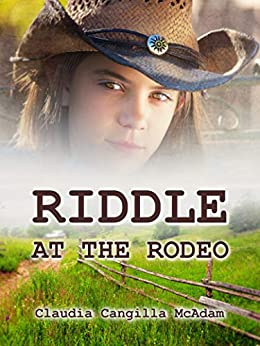Riddle at the Rodeo by [McAdam, Claudia Cangilla]