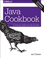 Java Cookbook, 3rd Edition Front Cover