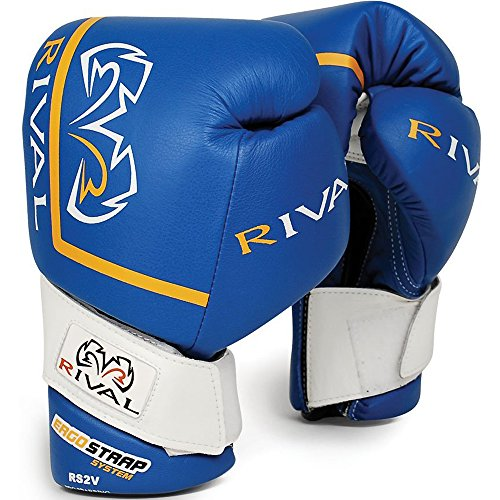 9. Rival High-Performance Hook-and-Loop Sparring Gloves