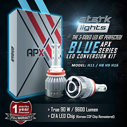 Stark 9600LM Light 8000K Power product image