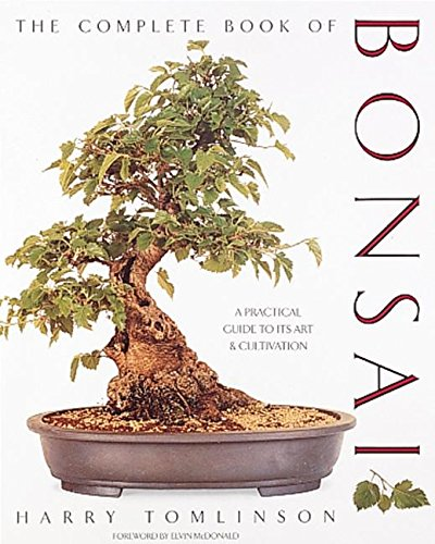 Complete Book Bonsai Practical Cultivation product image
