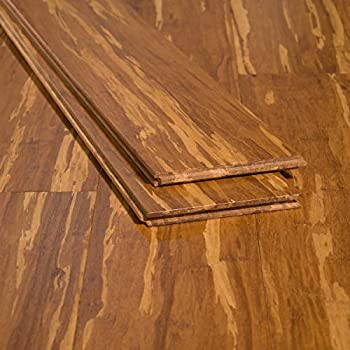 Ambient Bamboo Bamboo Flooring Sample Color Tiger