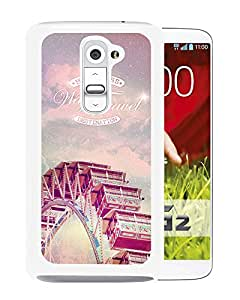 Way Of Travel (2) Durable High Quality LG G2 Phone Case