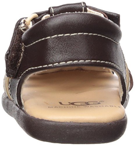 UGG Boys I Kolding Fisherman Sandal, Stout, 6-7 M US Infant - Image 2