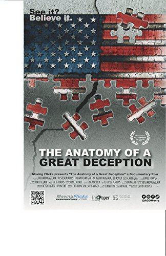 (The Anatomy of a Great Deception)