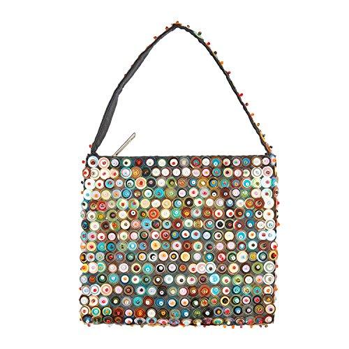 Shu-Shi Girls Little Sequin Purses Glitter Handbags Toddler Purse