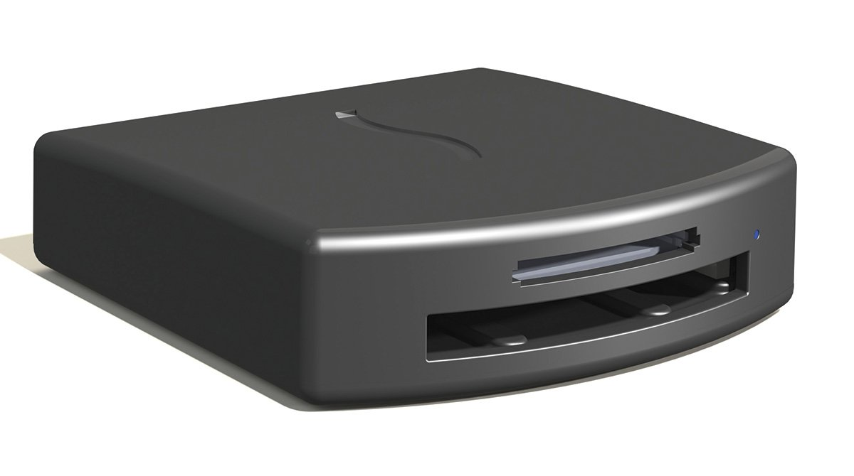 Sonnet Dio Pro CompactFlash and SDXC USB 3.0 Media