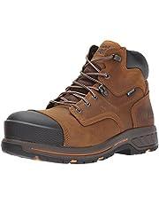 "Timberland PRO Men's Helix HD 6"" Composite Toe Waterproof Industrial and Construction Shoe"