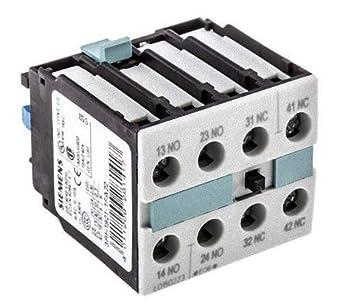 Siemens 3rh1921-1fa31 auxiliares bloque interruptor