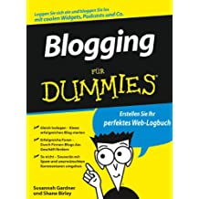 Blogging für Dummies (German Edition)