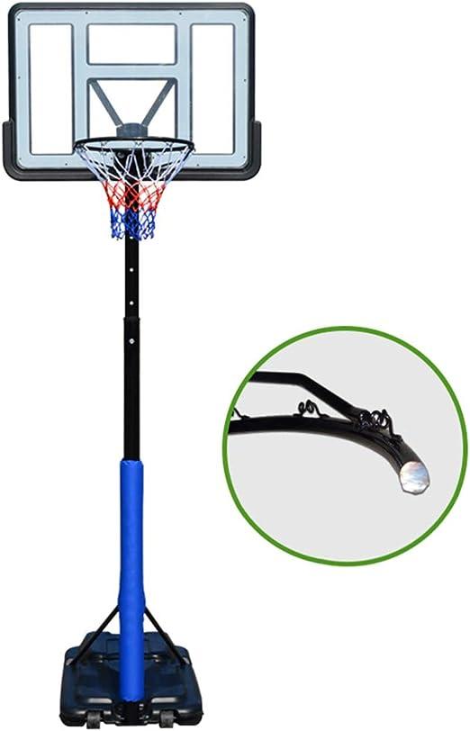 Canasta Baloncesto PortáTil, Sistema De Lanzamiento De Aro De ...