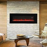 "KUPPET 33"" Electric Fireplace Wall ..."
