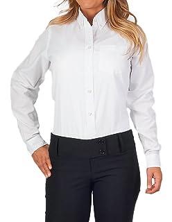 bd30066d0a2 Dickies Girl Juniors  Plus-Size Long-Sleeve Shirt at Amazon Women s ...