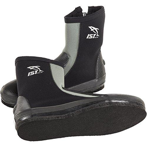 Felt Sole Boots - 4