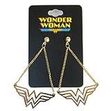 DC Comics Wonder Woman Dangle Earrings offers